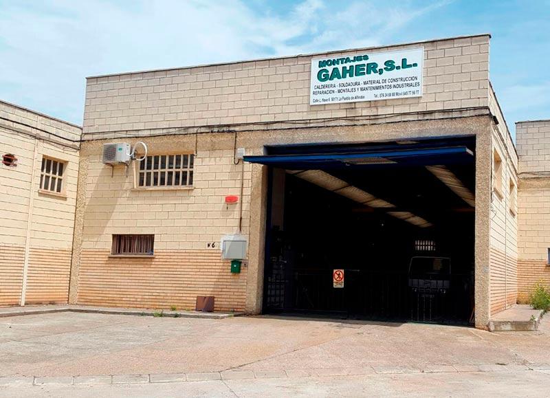 instalaciones montajes gaher
