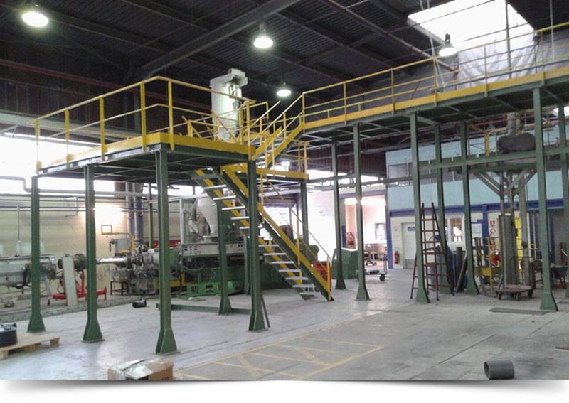 montajes industriales